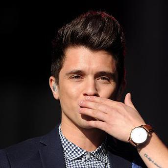JJ Hamblett of Union J is going to be a dad