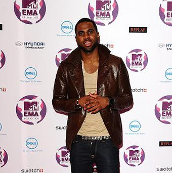 Jason Derulo takes the greatest pleasure from simply making music