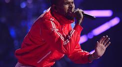 Chris Brown feels he is treated more harshly than other music stars