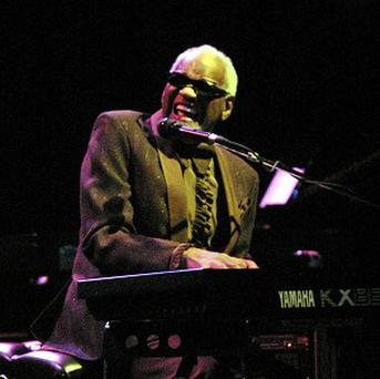 A limited edition stamp is being released in honour of Ray Charles