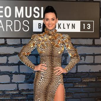 Katy Perry wants to make music with Bruno Mars