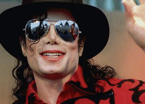 Michael Jackson: died of anaesthetic overdose