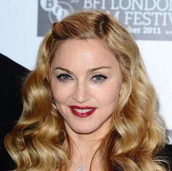 Madonna was married to Sean Penn for four years