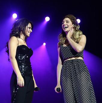 Cheryl Cole wants Nicola Roberts to write for her album