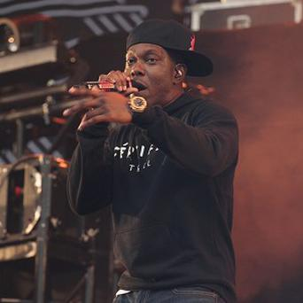 Dizzee Rascal has said Kanye West shouldn't be a spokesman for hip hop