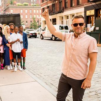 Gary Barlow has confirmed he is leaving the ITV talent show, The X Factor, after this series
