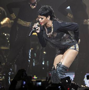 Rihanna's tweets from Thailand have led to a number of arrests
