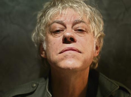 Bob Geldof has called for revolution