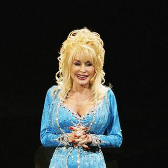Dolly Parton's rap poked fun at goddaughter Miley Cyrus
