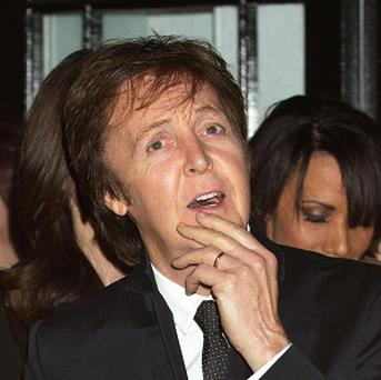 Sir Paul McCartney's new video features many stars