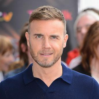 Gary Barlow is understood to have visited troops in Afghanistan as part of a TV programme