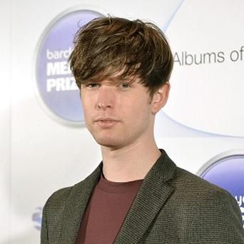 James Blake has won the Mercury Prize
