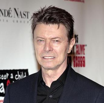 David Bowie sent a home video to be shown at the Mercury Prize
