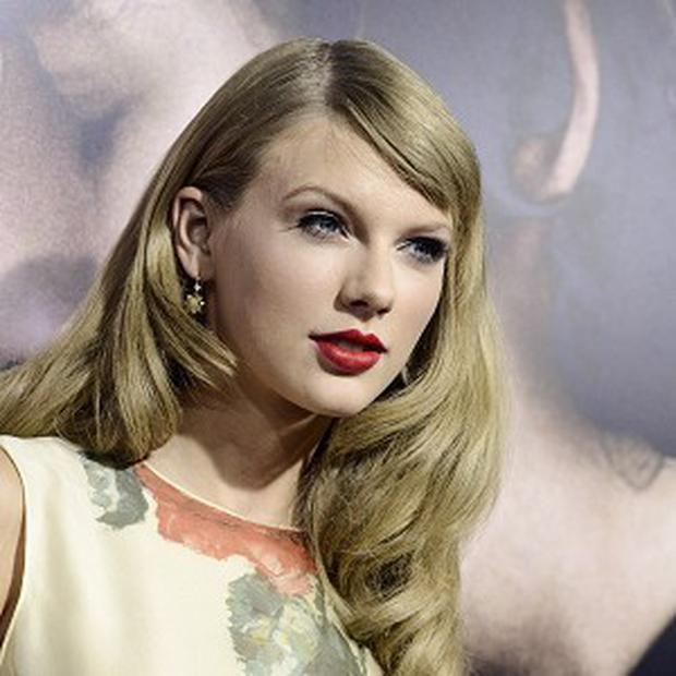 Taylor Swift is only the second country music star to receive the Pinnacle Award