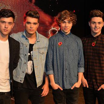 Union J are keen to beat One Direction