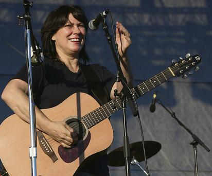 No Deal: Pixies are back – but without their talismanic bassist Kim Deal, on stage this year with the Breeders