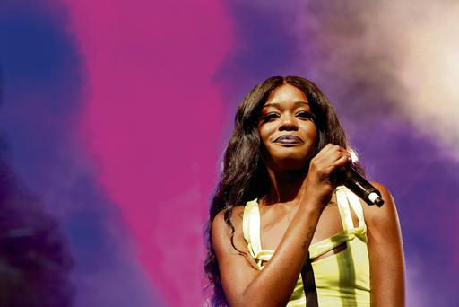 Shock value: Rapper Azealia Banks