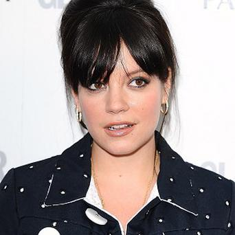 Lily Allen's new track Hard Out Here has premiered on YouTube