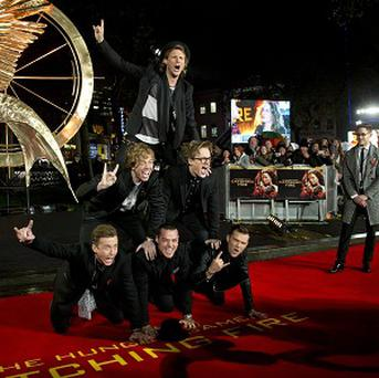 McBusted will be appearing together on Children In Need