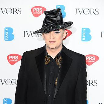 Boy George says Culture Club will record new material