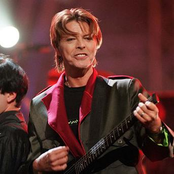 David Bowie was the previous curator of the Meltdown Festival.