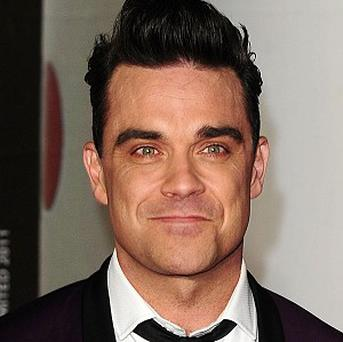 Robbie Williams previously dated Nicole Appleton