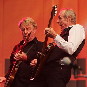 Francis Rossi thinks older bands are more used to hearing the word 'no'