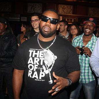Wu-Tang Clan member Raekwon apparently still needs to turn in his work for the group's new album