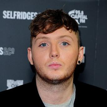 James Arthur is suffering from acute exhaustion