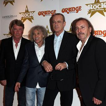 Status Quo have joined the line-up for Download Festival 2014