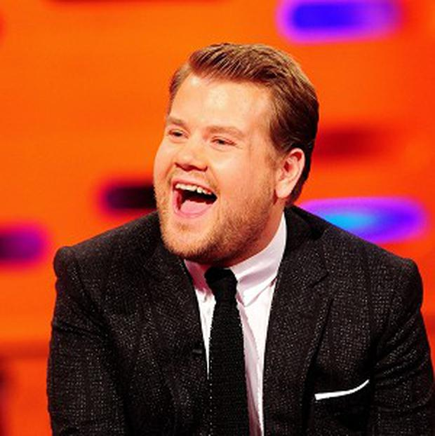 James Corden is to host the Brit Awards again