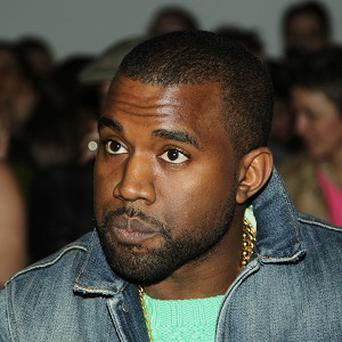 Kanye West has criticised Nike during a concert