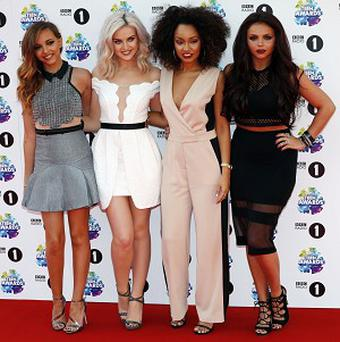 Little Mix are to hit the road in 2014 for an arena tour