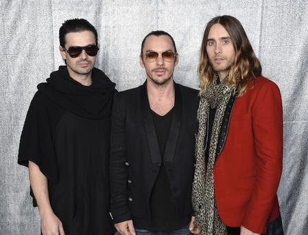 Loud and proud: Jared Leto is a self-made man