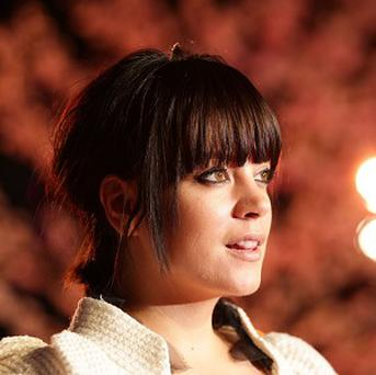 Lily Allen is back at the top of the charts with her song from the John Lewis Christmas advert
