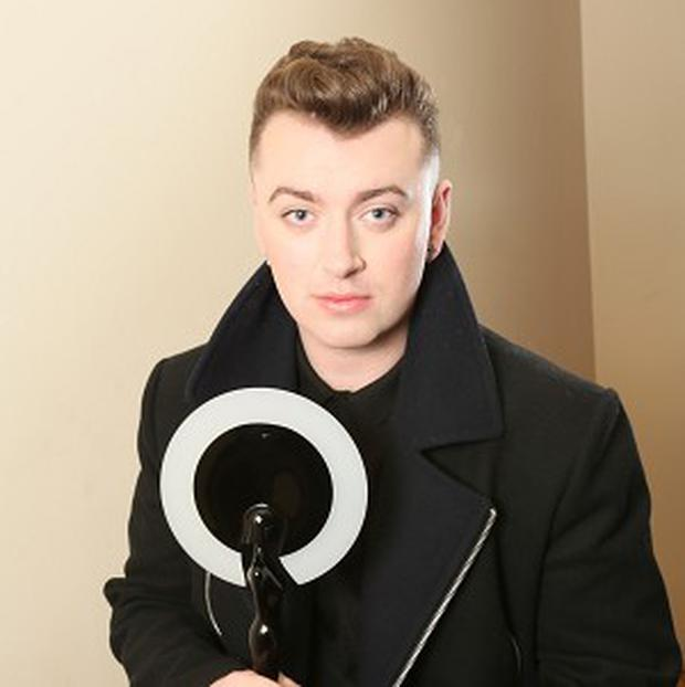 Chart-topper Sam Smith has landed a Brit Award
