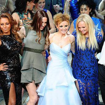The Spice Girls may be reuniting again next year, if Mel B has her way