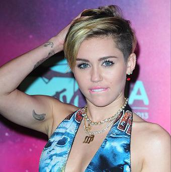 Miley Cyrus isn't sure she'll get invited back to the VMAs next year