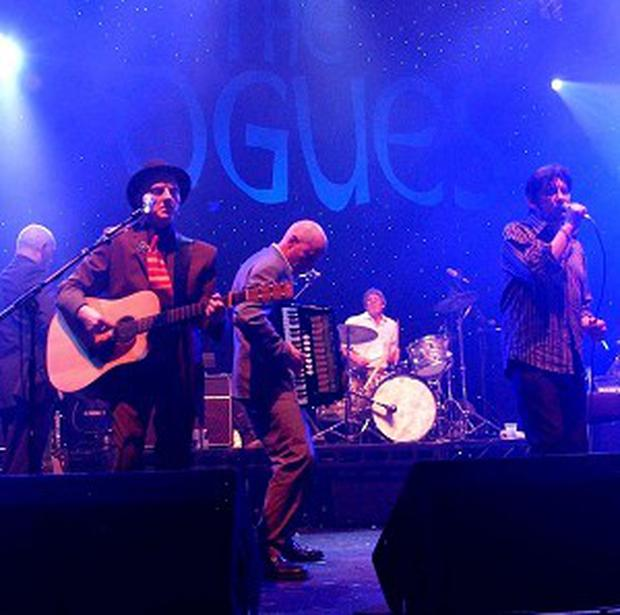 The Pogues' Fairytale Of New York is the UK's most popular Christmas download