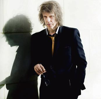POETIC: Mike Scott of The Waterboys