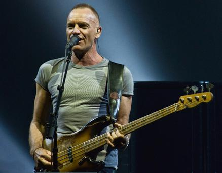 ON SONG: Sting