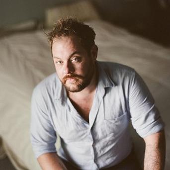 Nathaniel Rateliff said recording in the mountains was 'quite something'
