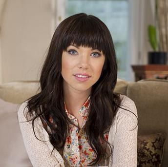 Carly Rae Jepsen will play Cinderella on Broadway