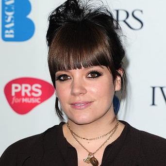 Lily Allen said she felt ostracised by some celebrity friends after becoming pregnant