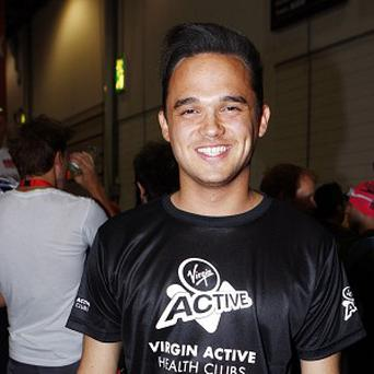 Gareth Gates is among the stars taking part in The Big Reunion