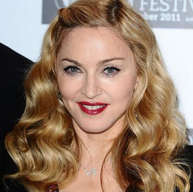 International Star Madonna Sends Message Of Support To