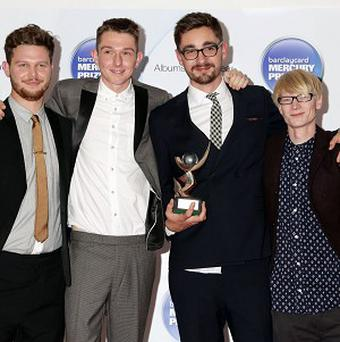 Alt-J's bassist Gwil Sainsbury (far left) has decided to leave the band