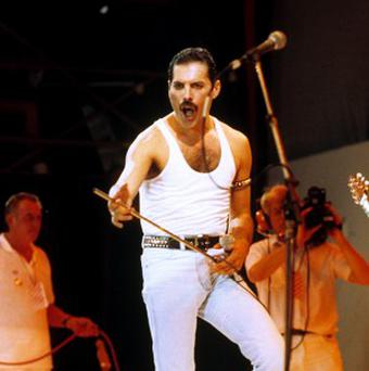 Freddie Mercury sings on the forgotten Queen track