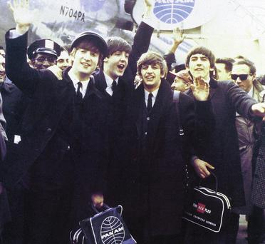Back in the USA: The Beatles