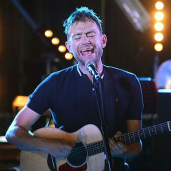 Damon Albarn is going to headline Latitude festival as a solo artist